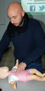 10 nuovi operatori di Primo Soccorso Blsd con l'utilizzo del defibrillatore formati a Cirò Marina (50)