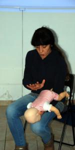 10 nuovi operatori di Primo Soccorso Blsd con l'utilizzo del defibrillatore formati a Cirò Marina (51)