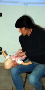 10 nuovi operatori di Primo Soccorso Blsd con l'utilizzo del defibrillatore formati a Cirò Marina (52)