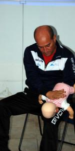 10 nuovi operatori di Primo Soccorso Blsd con l'utilizzo del defibrillatore formati a Cirò Marina (54)