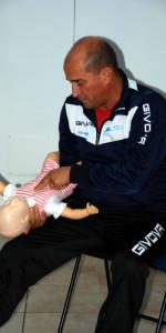 10 nuovi operatori di Primo Soccorso Blsd con l'utilizzo del defibrillatore formati a Cirò Marina (55)