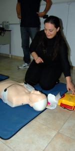 10 nuovi operatori di Primo Soccorso Blsd con l'utilizzo del defibrillatore formati a Cirò Marina (6)