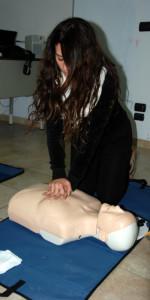 10 nuovi operatori di Primo Soccorso Blsd con l'utilizzo del defibrillatore formati a Cirò Marina (8)