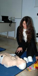 10 nuovi operatori di Primo Soccorso Blsd con l'utilizzo del defibrillatore formati a Cirò Marina (9)