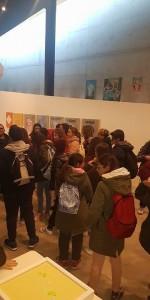 100 alunni dell'Istituto Rossano II in visita al Museo e ai Giardini di Pitagora di Crotone (1)