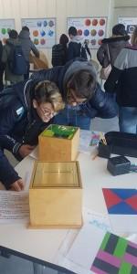 100 alunni dell'Istituto Rossano II in visita al Museo e ai Giardini di Pitagora di Crotone (2)