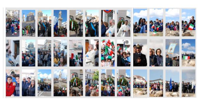 4 Novembre, Cirò Marina celebra la Giornata dell'Unità Nazionale e delle Forze Armate