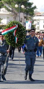 4 Novembre, Cirò Marina celebra la giornata dell'unità nazionale e delle forze armate (1)