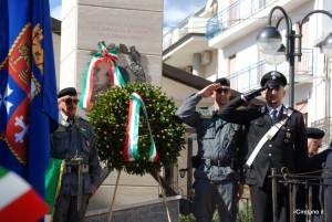 4 Novembre, Cirò Marina celebra la giornata dell'unità nazionale e delle forze armate (132)