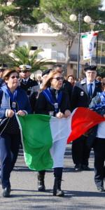 4 Novembre, Cirò Marina celebra la giornata dell'unità nazionale e delle forze armate (2)