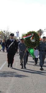 4 Novembre, Cirò Marina celebra la giornata dell'unità nazionale e delle forze armate (26)