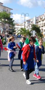 4 Novembre, Cirò Marina celebra la giornata dell'unità nazionale e delle forze armate (8)