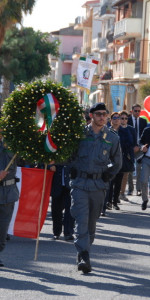 4 Novembre, Cirò Marina celebra la giornata dell'unità nazionale e delle forze armate (82)