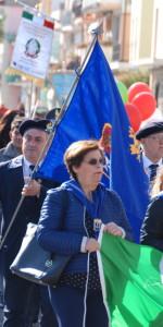 4 Novembre, Cirò Marina celebra la giornata dell'unità nazionale e delle forze armate (83)