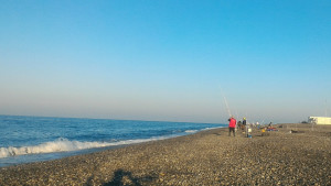 Campionato Provinciale Pesca Sportiva di Surf Casting sulle spiagge di Punta Alice a Cirò Marina (4)