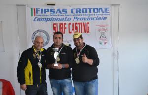Campionato Provinciale Pesca Sportiva di Surf Casting sulle spiagge di Punta Alice a Cirò Marina (5)