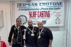Campionato Provinciale Pesca Sportiva di Surf Casting sulle spiagge di Punta Alice a Cirò Marina (6)