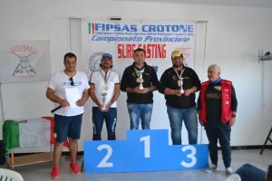 Campionato Provinciale Pesca Sportiva di Surf Casting sulle spiagge di Punta Alice a Cirò Marina (8)