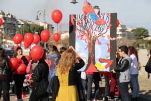 Cariati, Violenza contro le donne un 25 novembre all'insegna dell'educazione (2)