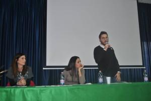 Cariati, incontro con l'autore gli studenti del Patrizi incontrano Gennaro Madera