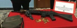 Colpi di Kalashnikov a scopo intimidatorio contro un area di servizio a Trepidò, arrestato 23enne