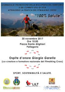 Dal 30 novembre a Pallagorio, la Terza giornata nazionale di Liltwalking2