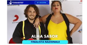 Gli Alma Sabor Filomena e Daniele in finale alla X^ edizione del Tour Music Fest