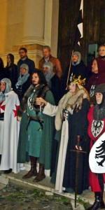 Grande successo per il Vino e Novello Sotto il Castello nel borgo antico di Cirò (11)
