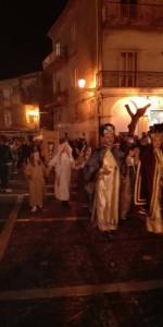 Grande successo per il Vino e Novello Sotto il Castello nel borgo antico di Cirò (14)