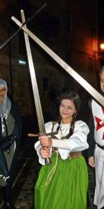 Grande successo per il Vino e Novello Sotto il Castello nel borgo antico di Cirò (16)