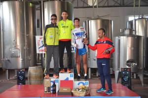 Idam Ayoub vince la V^ edizione della Minimaratona del Vino a Cirò Marina (1)