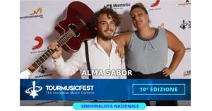 Il duo Alma Sabor Filomena e Daniele di Cirò Marina in Semifinale del Festival presieduto da Mogol
