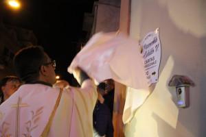 """Inaugurata la """"Mensa dei poveri"""" a Cirò Marina (1)"""