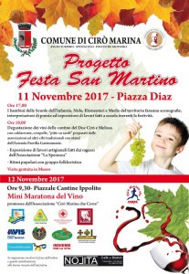La Festa di San Martino tra tradizioni, sapori e sport a Cirò Marina1
