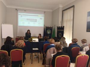 La Vice Presidente Nazionale del Soroptimist D'Italia ha incontrato tutti i club calabresi (3)