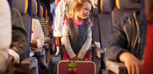 L'incredibile avventura di una bambina- sfugge a genitori, prende treno e sale su aereo