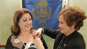 Mariolina Marino è la nuova Presidente della Fidapa di Cirò Marina
