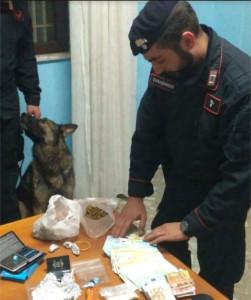 Mesoraca, Arrestato commerciante per detenzione fine spaccio di sostanza stupefacente2