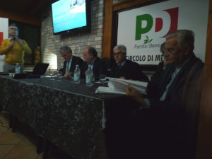 Annibale Parise, Enzo Ciconte, Franco Pacenza, Sergio Arena, Francesco Sulla
