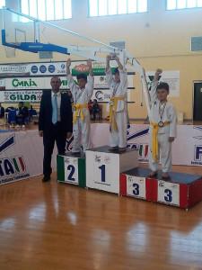 Pioggia di medaglie per il Team di TaeKwonDo del M° Martino al Campionato Interregionale di 'Forme' (2)