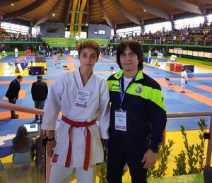 Riga Piero e il M° Bellino