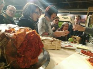 Salumi e formaggi Fico Calabria