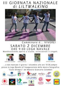 Terza giornata nazionale Liltwalking a Crotone (2)
