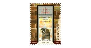 Un francobollo dedicato al museo storico della liberazione