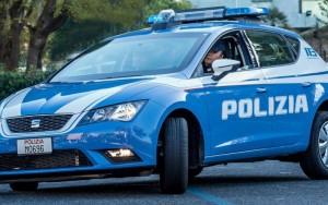 volante cosenza z polizia
