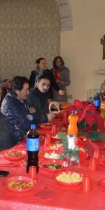 """""""Convivio di Natale"""" a Umbriatico insieme a 15 immigrati dello Sprar di Roccabernarda (7)"""