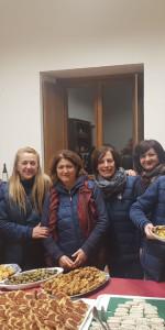 Ben 17 i presepi artigianali all'inaugurazione della Mostra Concorso Cirò Presepi (1)