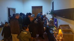 Ben 17 i presepi artigianali all'inaugurazione della Mostra Concorso Cirò Presepi (3)
