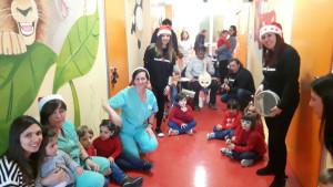 Calabria Dona… musica! iniziativa solidale in ben otto reparti pediatrici degli ospedali calabresi (3)