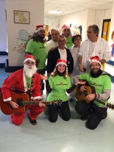 Calabria Dona… musica! iniziativa solidale in ben otto reparti pediatrici degli ospedali calabresi (4)